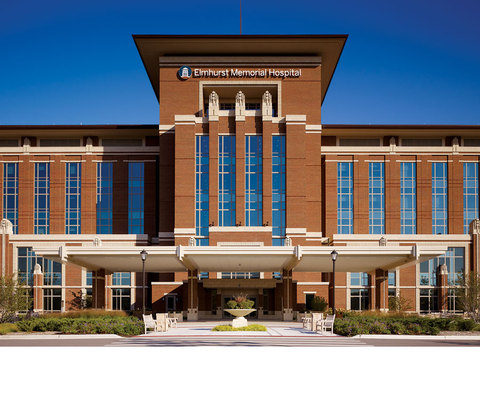 Elmhurst Memorial Hospital Integrated Health Campus