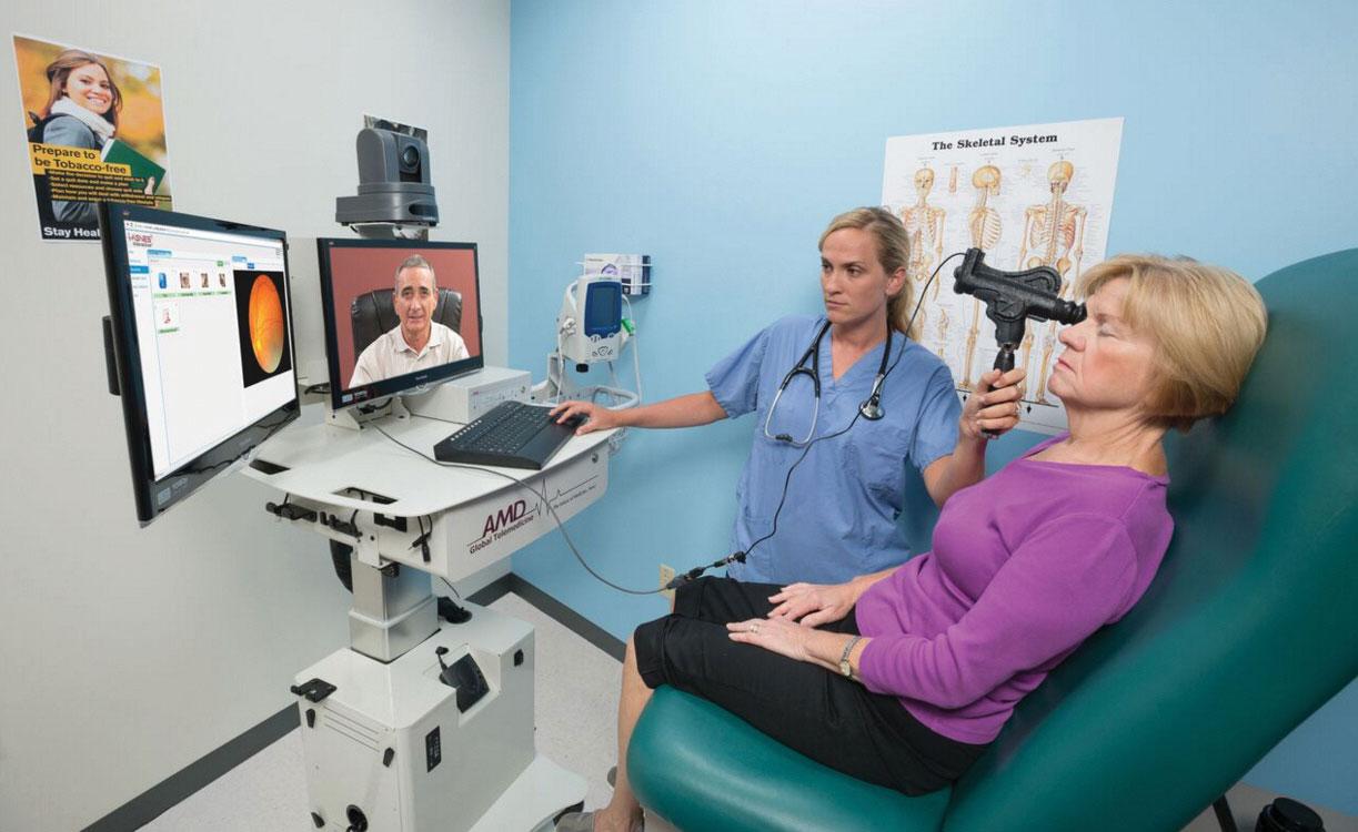 Telemedicine And Facility Design