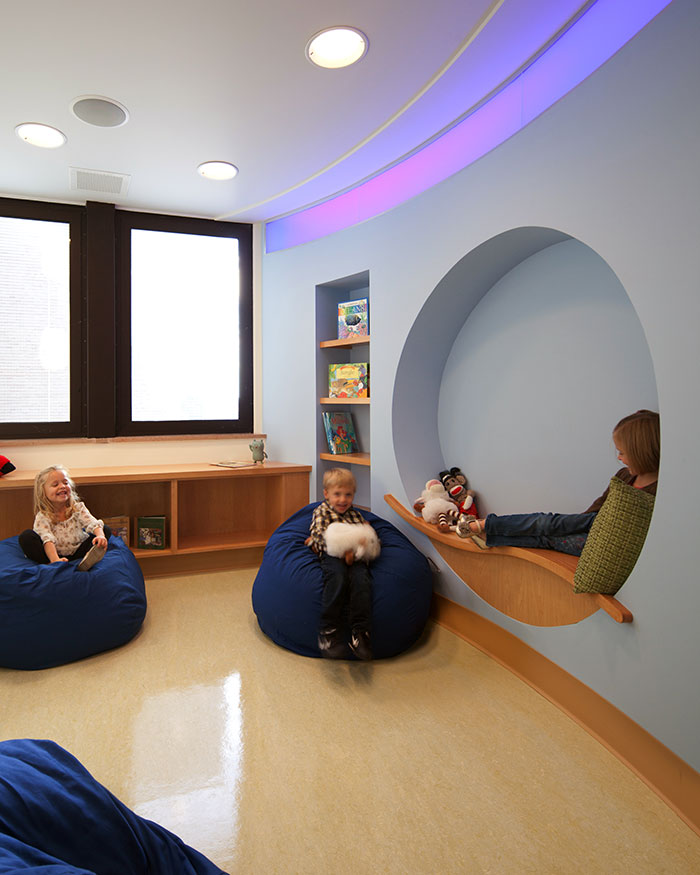 Hospital Room Interior Design: Designing For Child And Adolescent Behavioral Health
