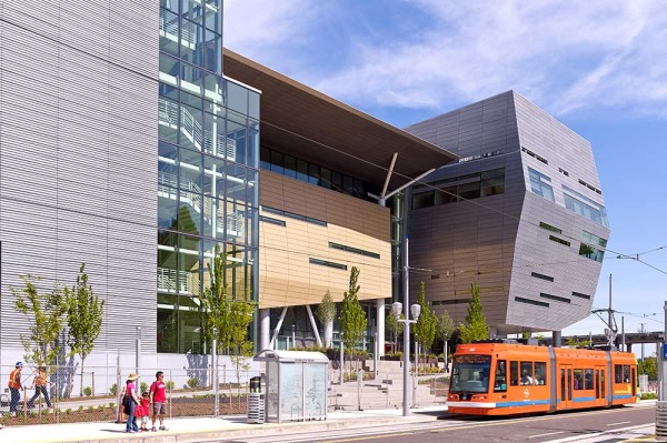 Collaborative Life Sciences Building in Portland