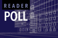 BIM model and Reader Poll logo