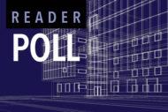 BIM model and Reader Poll logo
