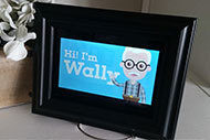 Wally tablet to help patients communicate and keep on schedule