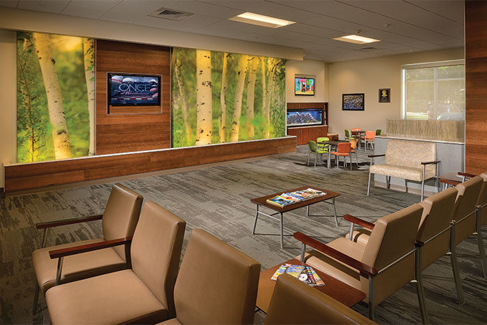Designing A Health Center To Serve An Expanding Patient