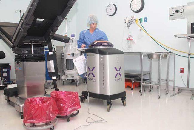 Health care robotics | HFM