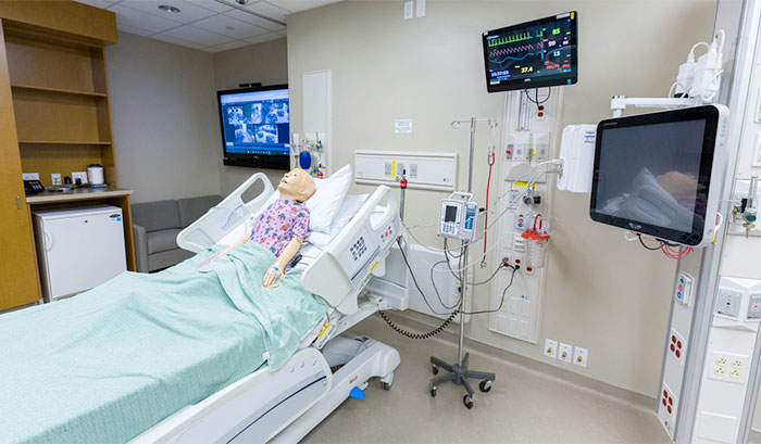 Minneapolis Minnesota Childrens pediatric simulation