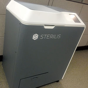Sterilis trash can