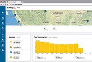 ASHE's Energy to Care dashboard screengrab