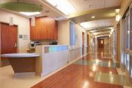 empty nursing station