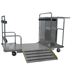 Project Trolley housekeeping cart