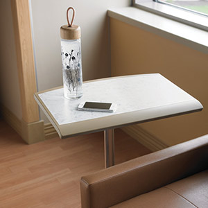 Formica infinity finish tray
