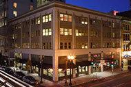 Hotel Adler affordable housing in Portland
