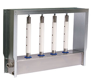 tra-sorb Model MP steam dispersion panel