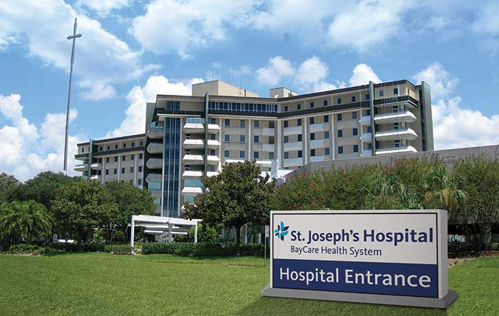 St. Joseph's Hospital in Tampa
