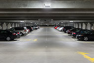 Reston Hospital Parking Garage