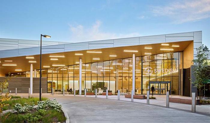 Health Care Interior Design Winners Create Positive