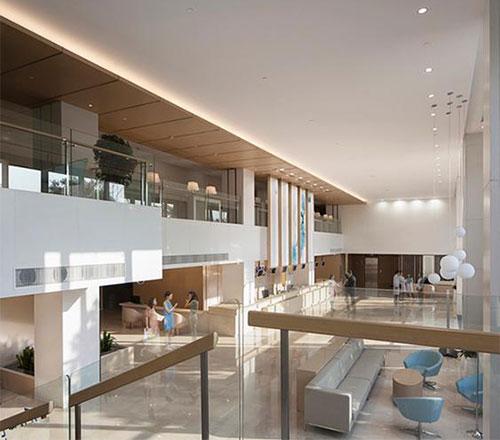 Health care interior design winners create positive, healing ...