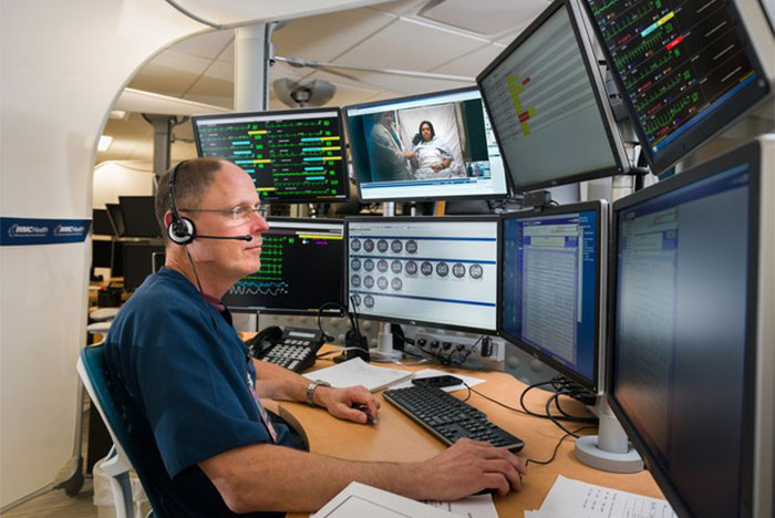 Telemedicine Hub Links Care Specialists To Patients At N Y