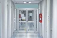 hospital corridoor