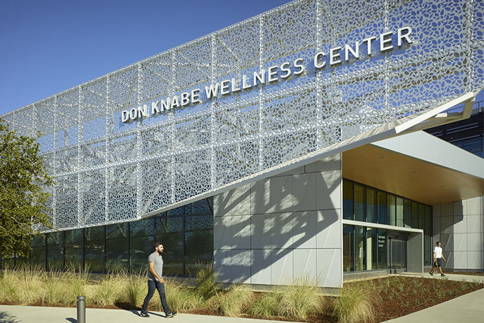 New wellness center marks first phase of rehab facility's