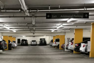 Children's Hospital of Los Angeles parking garage