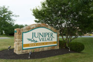 Juniper Village senior housing community