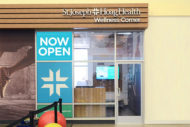 Hoag Health Wellness Corner
