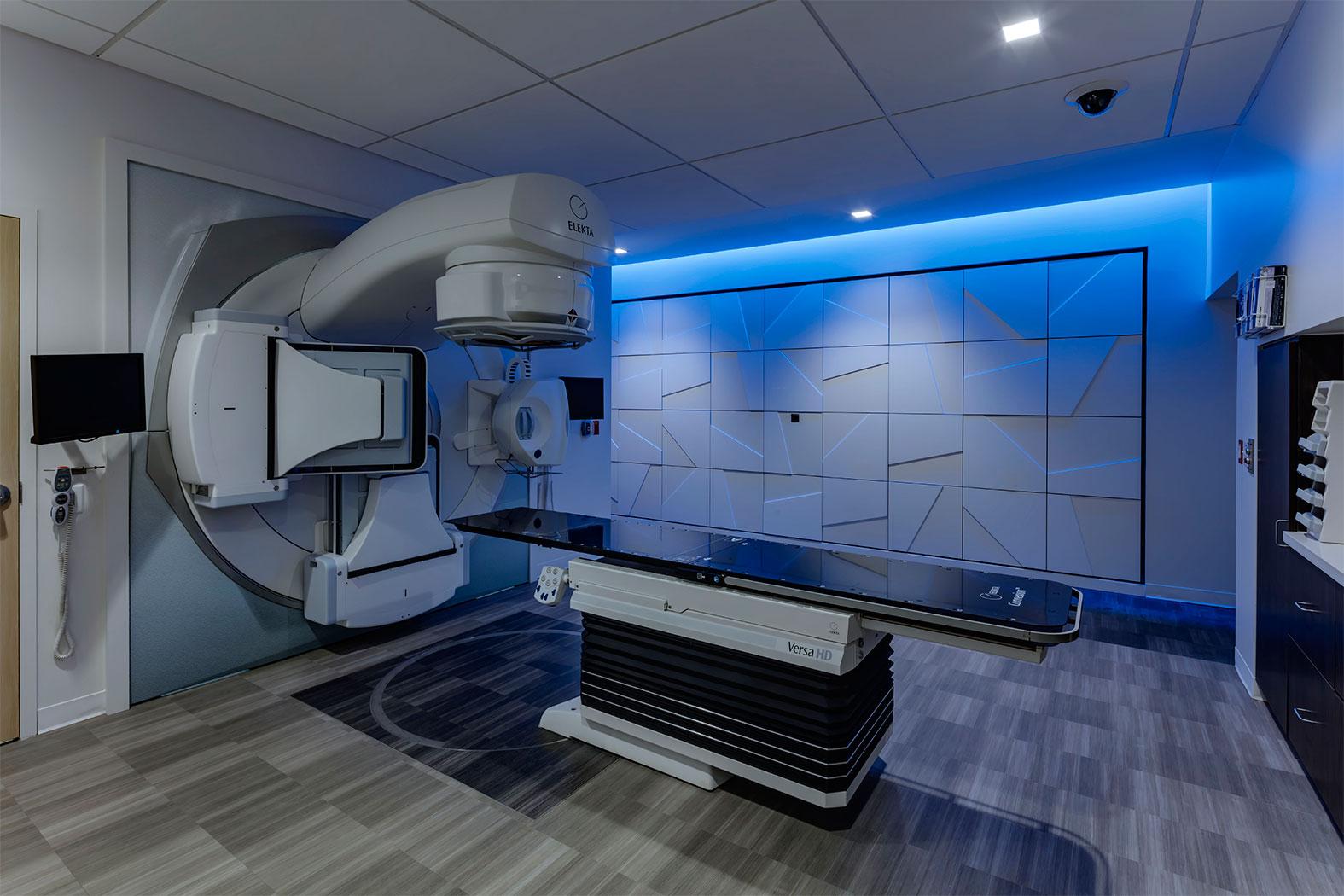 UT Southwestern Medical Center opens new radiation oncology