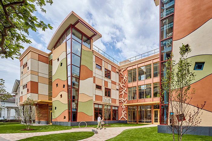 New Ronald Mcdonald House At Yale New Haven Children S