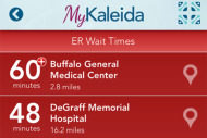 My Kaleida Health app