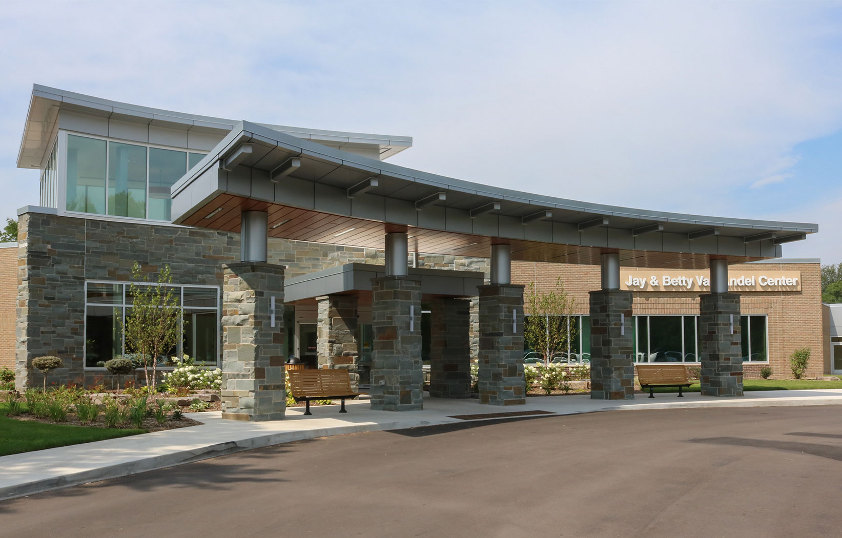 Flexible Design Adds Versatility To Behavioral Health Facility