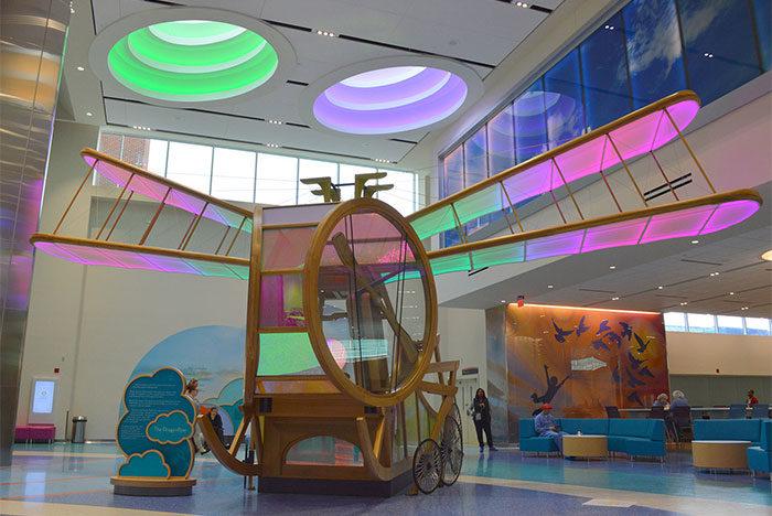 Dayton Children's Hospital opens patient tower where kids ...