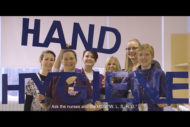 Providence Health Services hand-hygiene music video