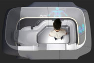 Artefact Aim self-driving car concept