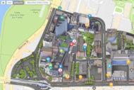 Massachusetts General Hospital 3D map