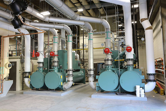 Hershey Medical Center Central Chiller Plant