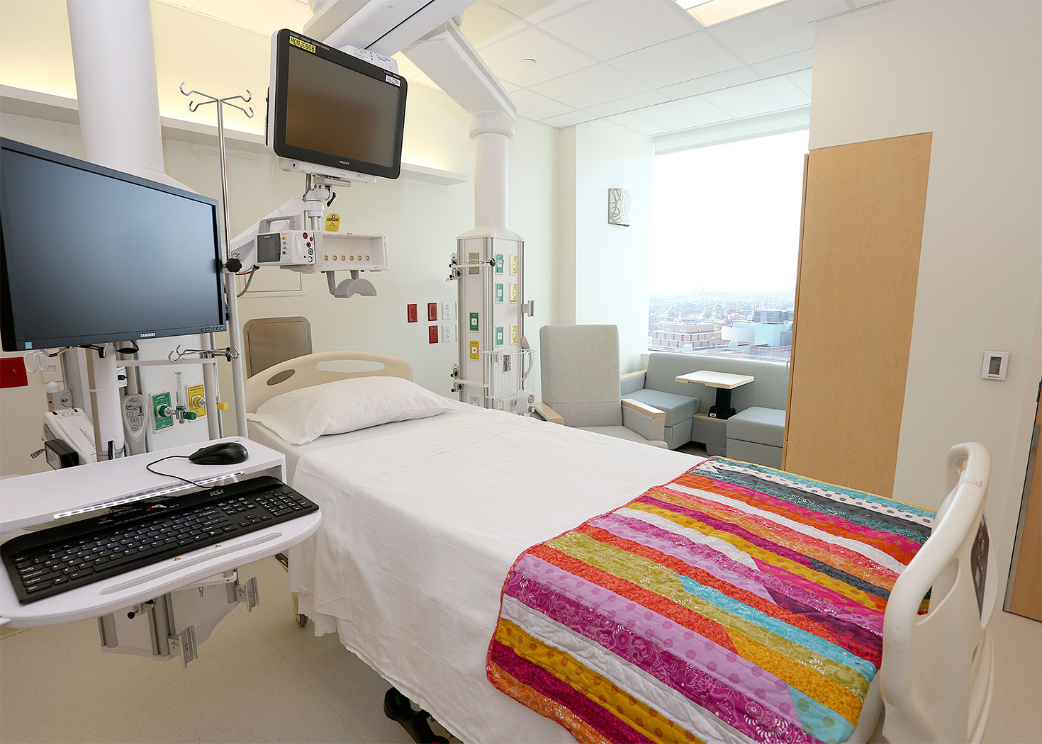 Move Marks The Opening Of New Children S Hospital In