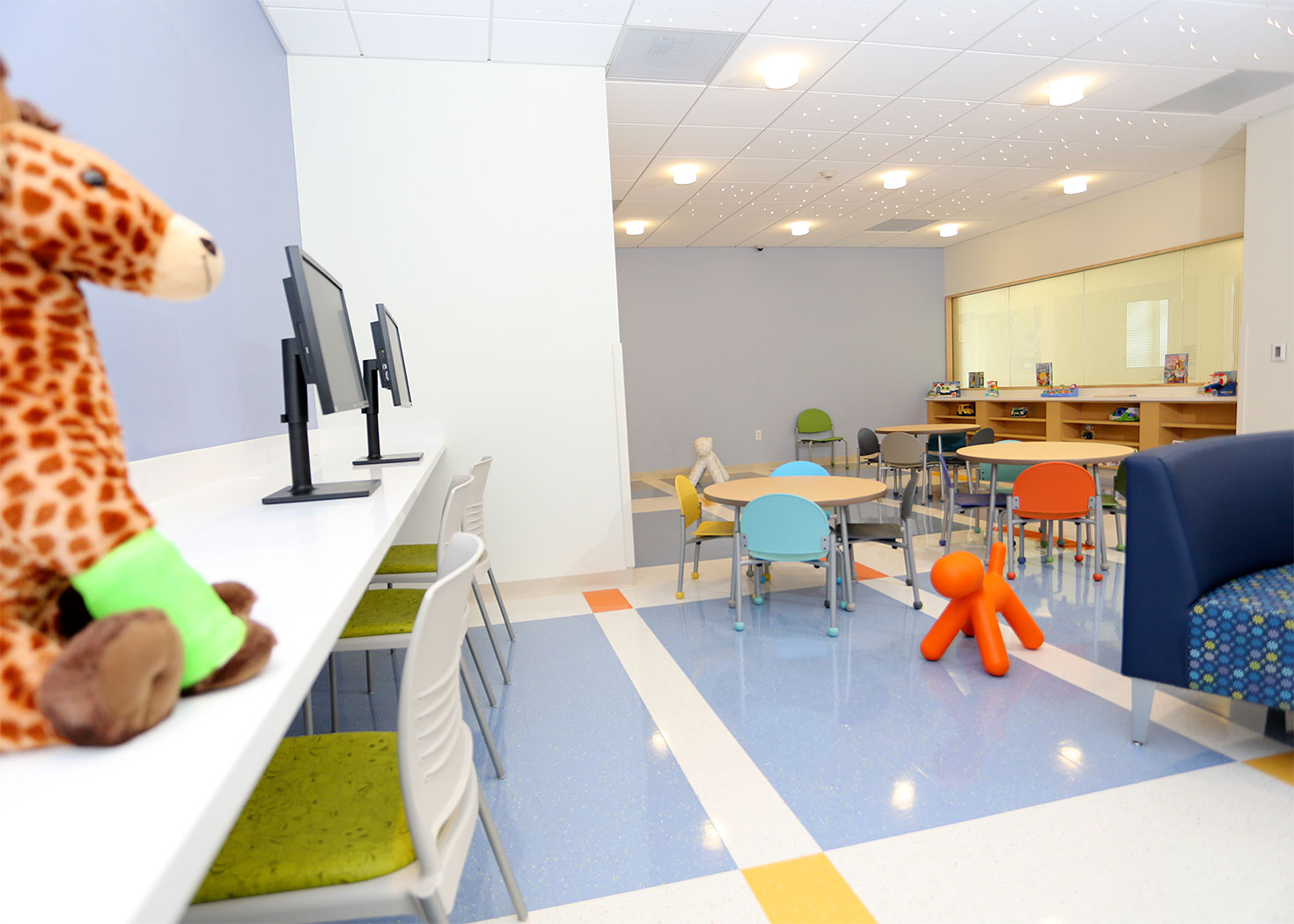 Move Marks The Opening Of New Childrens Hospital In Buffalo