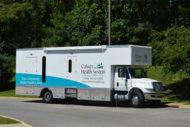 CalvertHealth Mobile Health Truck