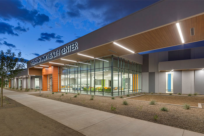 Mountain Park Health Center Opens New Outpatient Clinic In