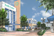 Providence Health Village rendering