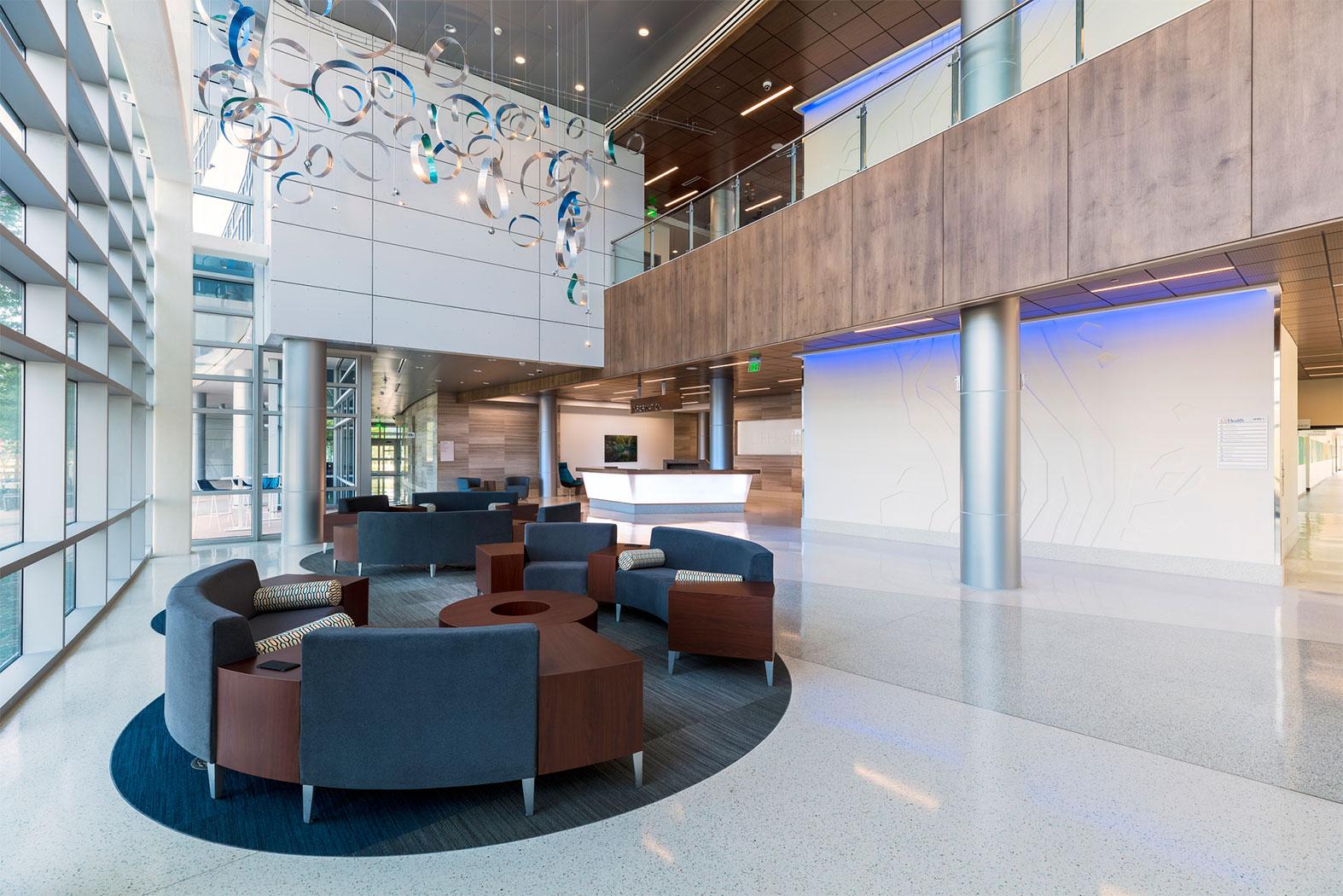 Uf Health North Campus Completes Final Piece Of Campus