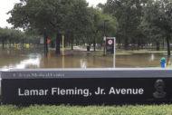 Flooding at Ben Taub facility