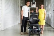 SMART autonomous wheelchair