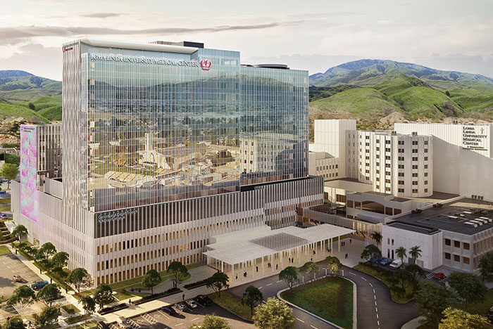 New Medical Center Proposes Innovative Earthquake