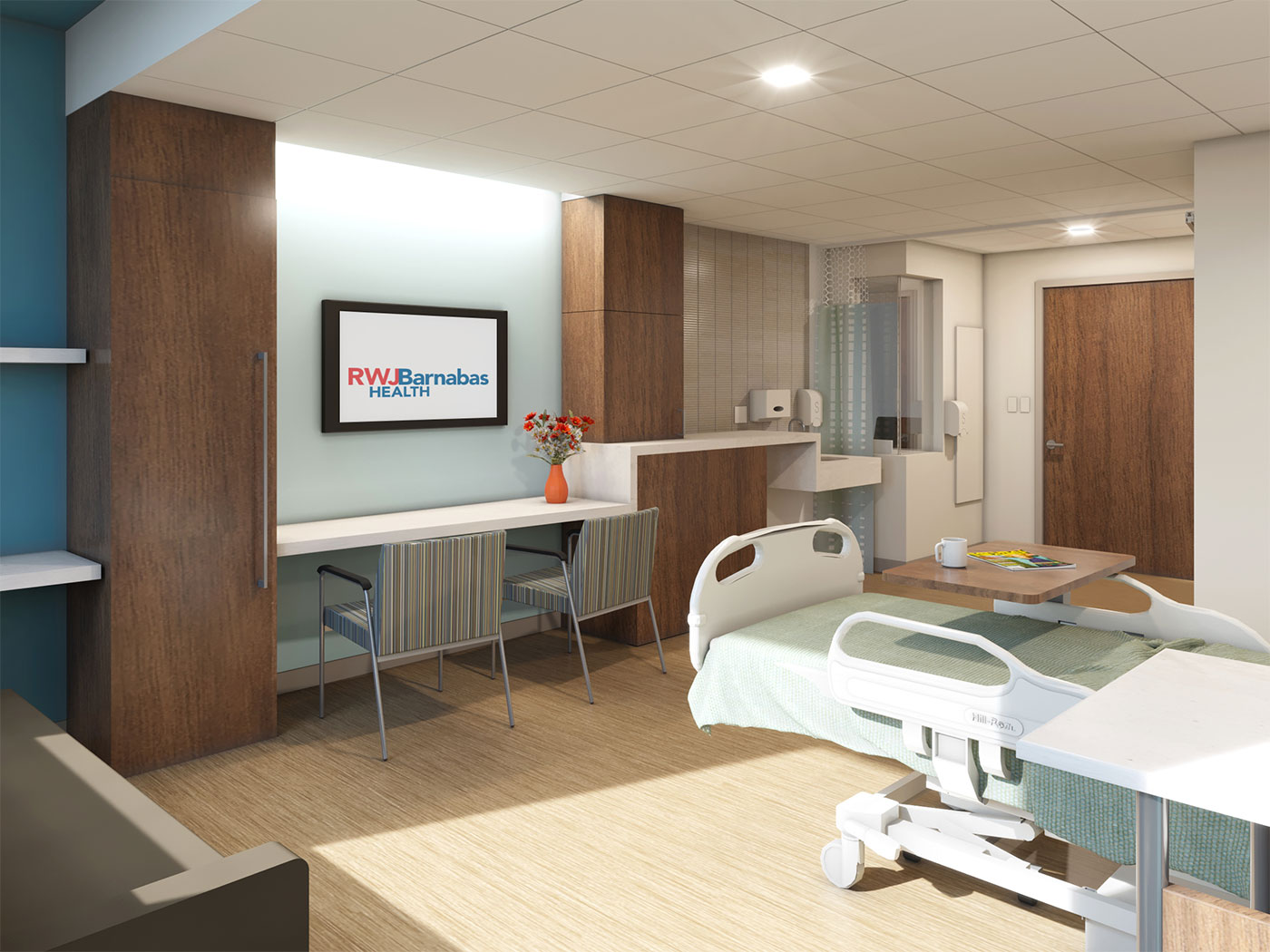 Saint Barnabas Medical Center continues campus