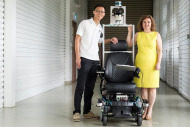 SMART autonomous wheelchair