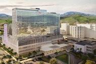 Loma Linda Medical Center architectural rendering
