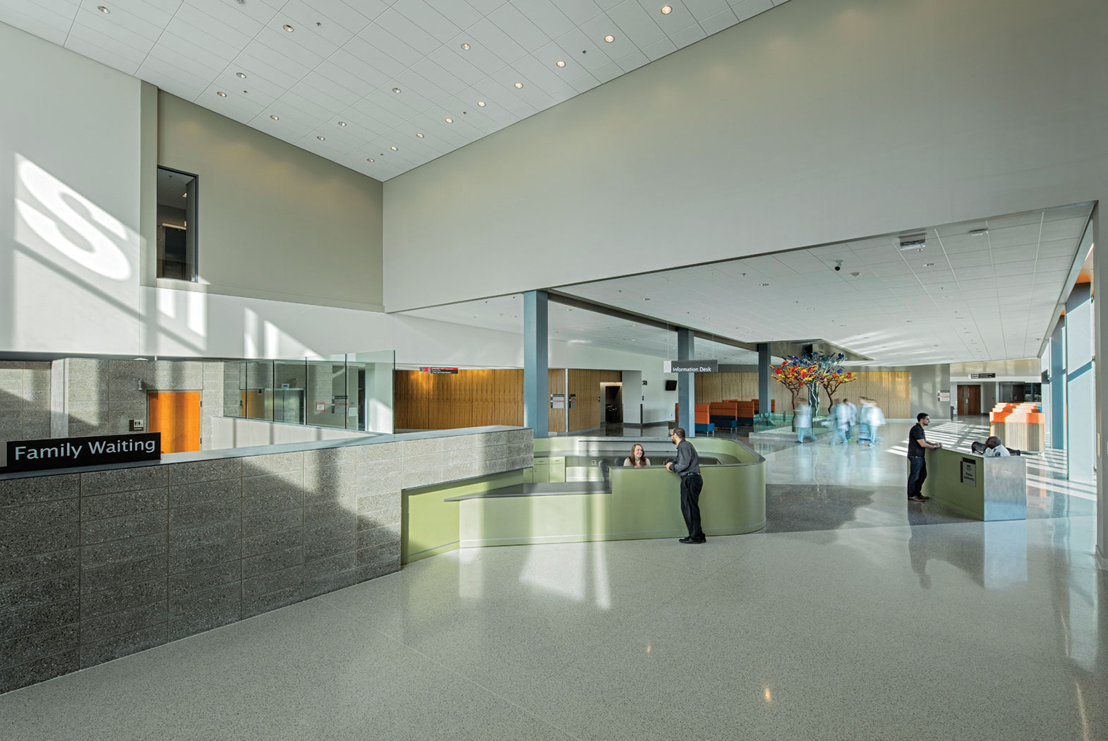 Hospital Designs To Bolster Security 2017 04 05 Health