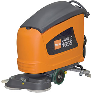 TASKI swingo XD Series of auto scrubbers